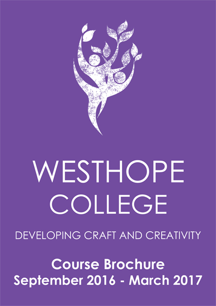 Westhope College Course Brochure